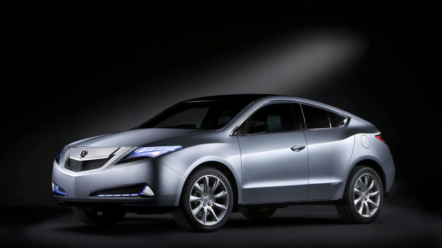 Honda announces Accord Crosstour market launch this fall
