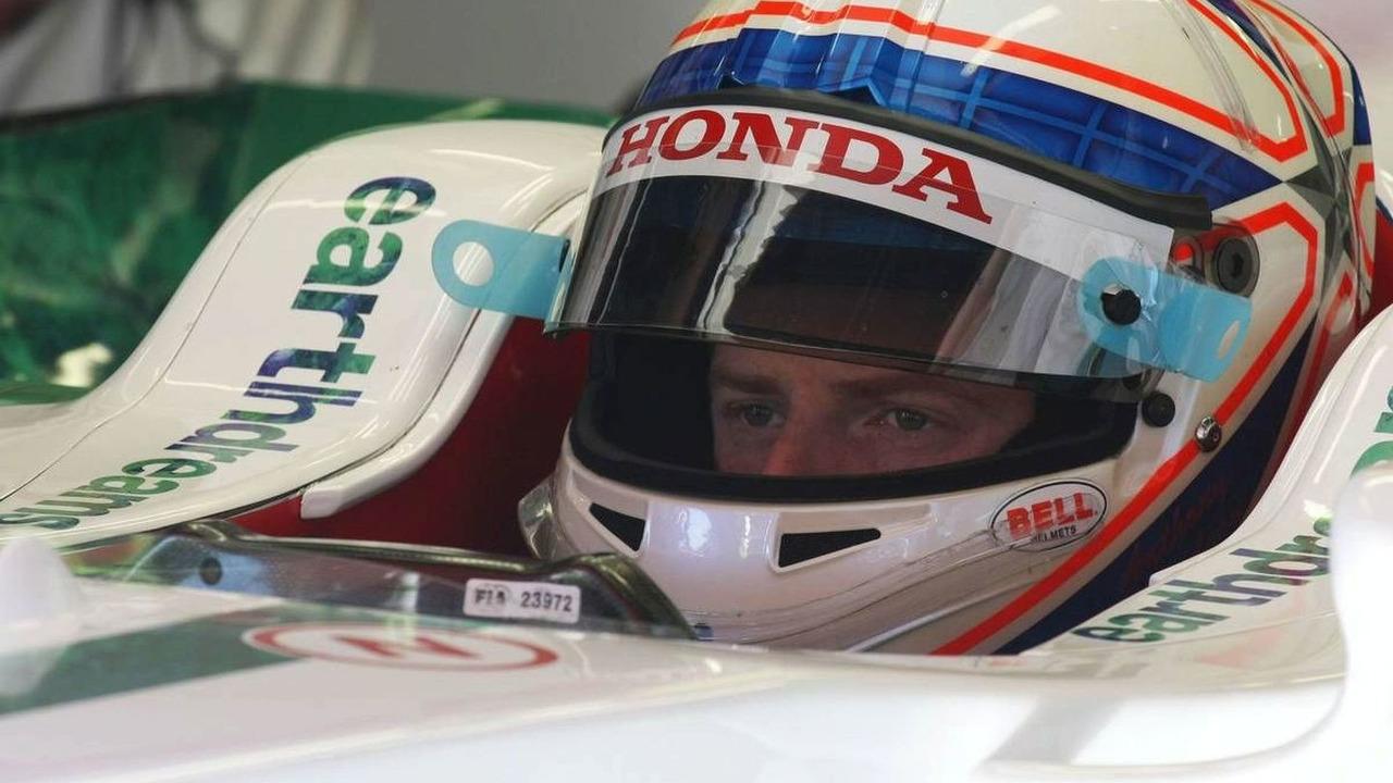 12.06.2007 Barcelona, Spain, Anthony Davidson (GBR), Test Driver, Honda Racing F1 Team, RA108 - Formula 1 Testing