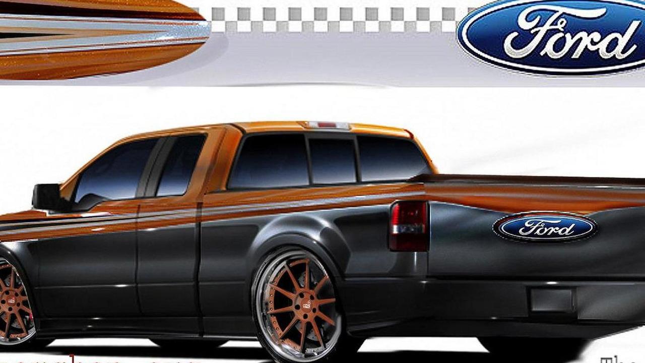 The Custom Shop Ford F-150 for SEMA
