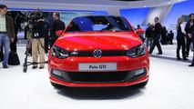 2011 VW Polo GTI live in Geneva 02.03.2010