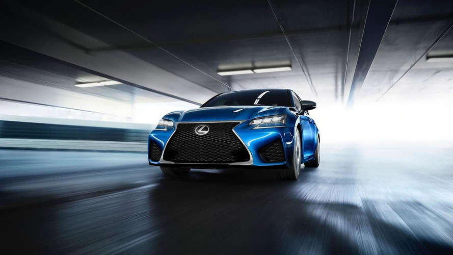 Lexus GS F roars into Detroit with 467 bhp [video]
