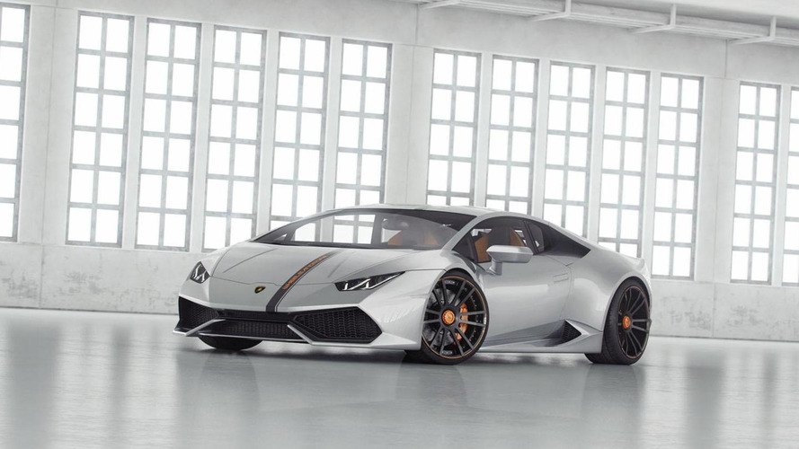 Lamborghini LP850-4 Huracan Lucifero introduced by Wheelsandmore
