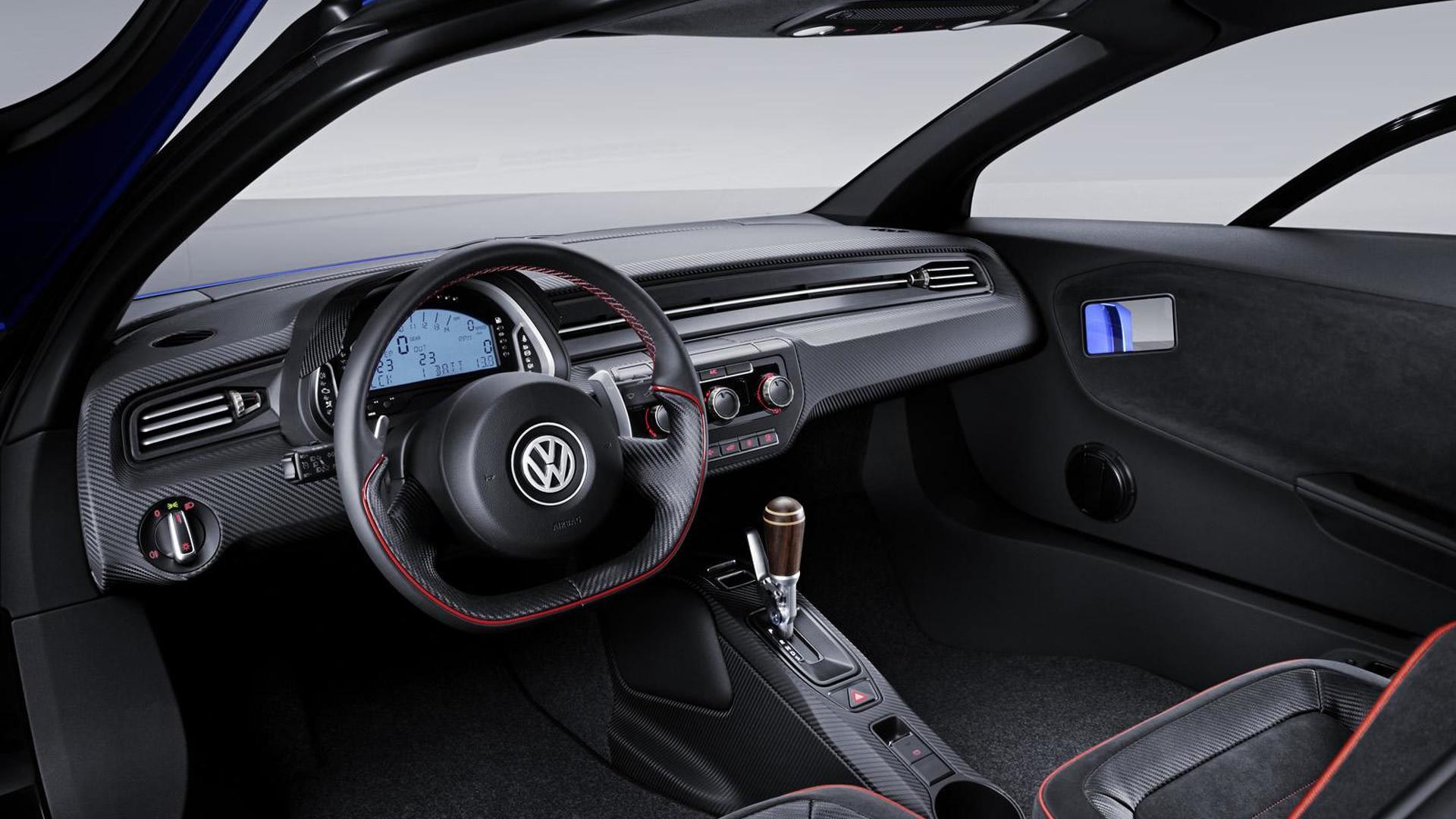 Интерьер Volkswagen XL Sport