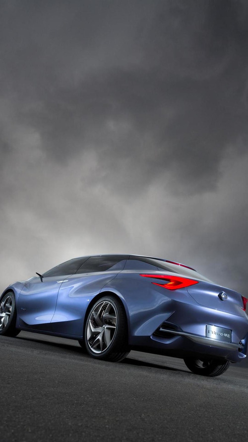 Nissan Friend-ME Concept launched at Auto Shanghai [video]