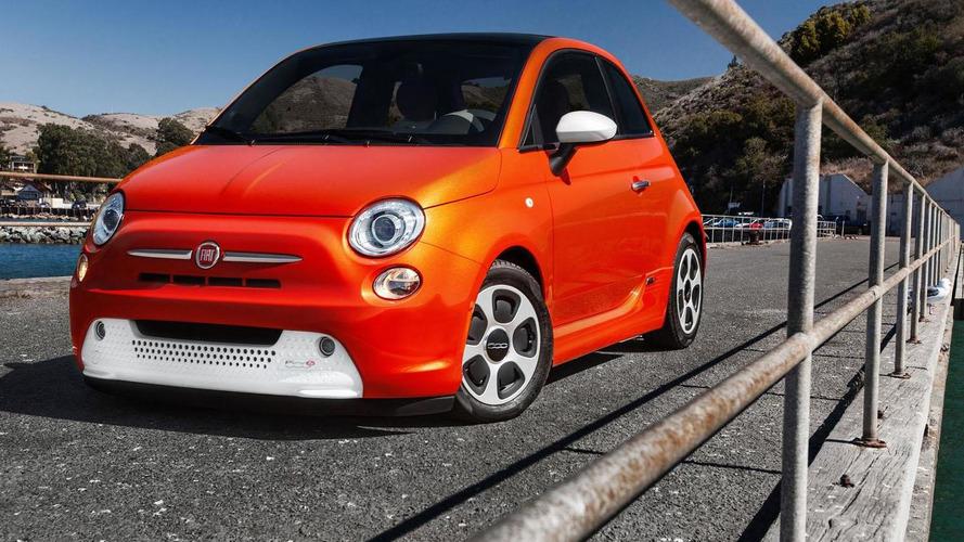 Fiat 500e starts from 32,500 USD