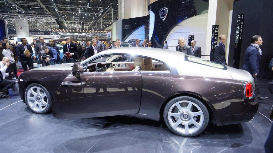 Rolls-Royce Wraith Convertible officially confirmed, SUV not considered