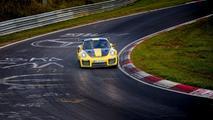 Porsche 911 GT2 RS Nürburgring Rekoru