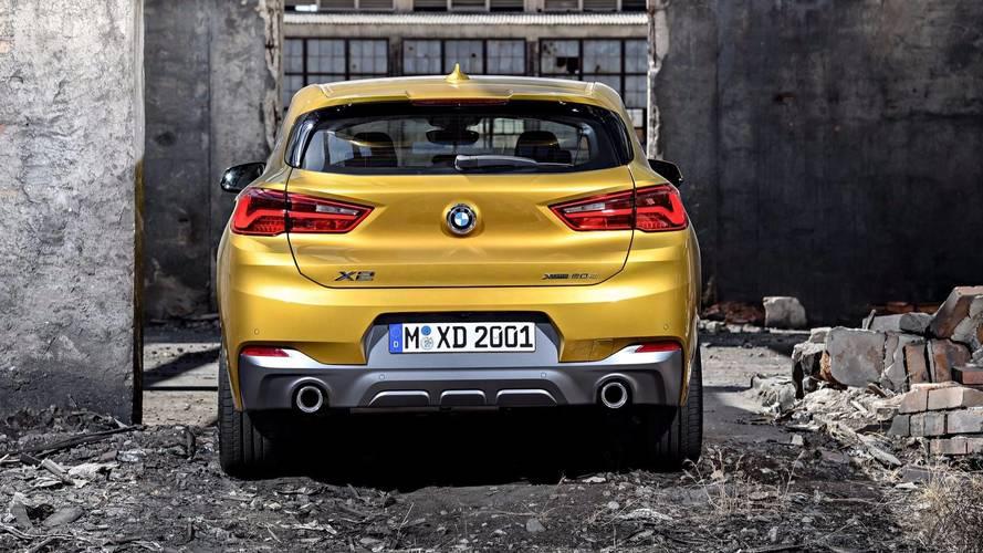 BMW X2 2018 SUV