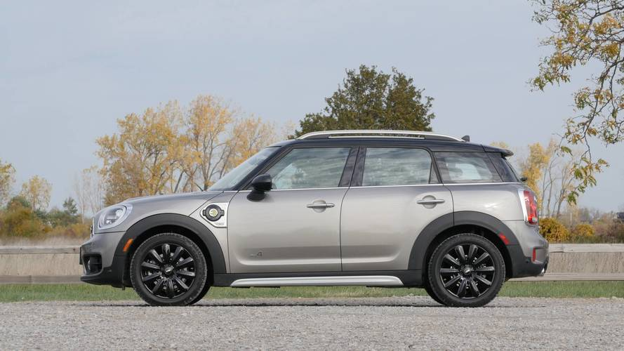 2018 Mini Cooper S E Countryman | Why Buy?