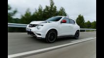 Nissan Juke Nismo, il crossover diventa sportivo