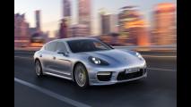 Porsche Panamera restyling