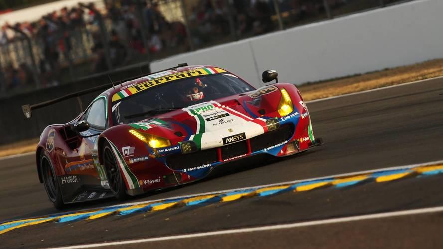 Second Autosport International Ferrari revealed