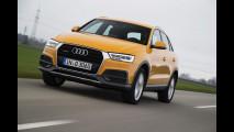 Audi Q3, un lifting per rimanere al top