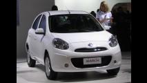 Salão do Automóvel: Nissan quer ser a primeira asiática - Altima é destaque