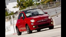Novo Fiat 500 2012: Confira os itens de série e opcionais de todas as versões