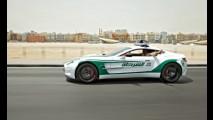 McLaren MP4-12C entra para a frota das supermáquinas da polícia de Dubai
