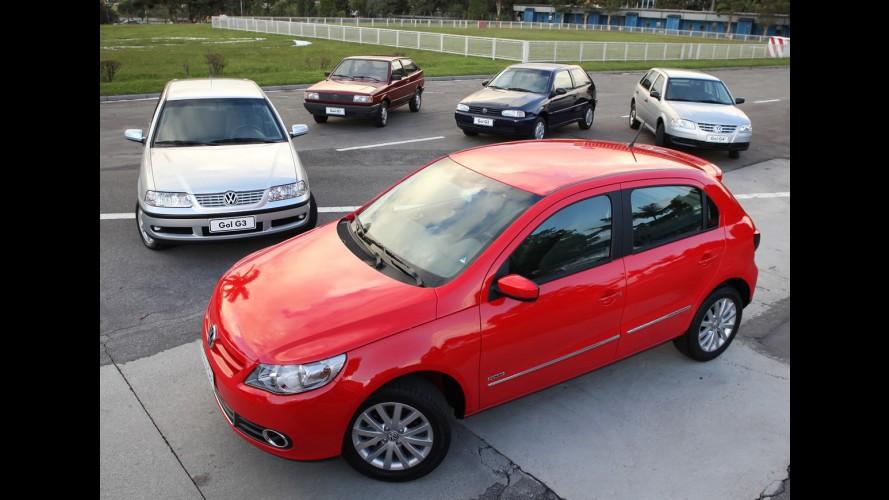 Volkswagen registra recorde de vendas no Brasil em 2011