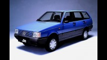 Carros para sempre: Fiat Elba era compacta e espaçosa, mas não fez sucesso