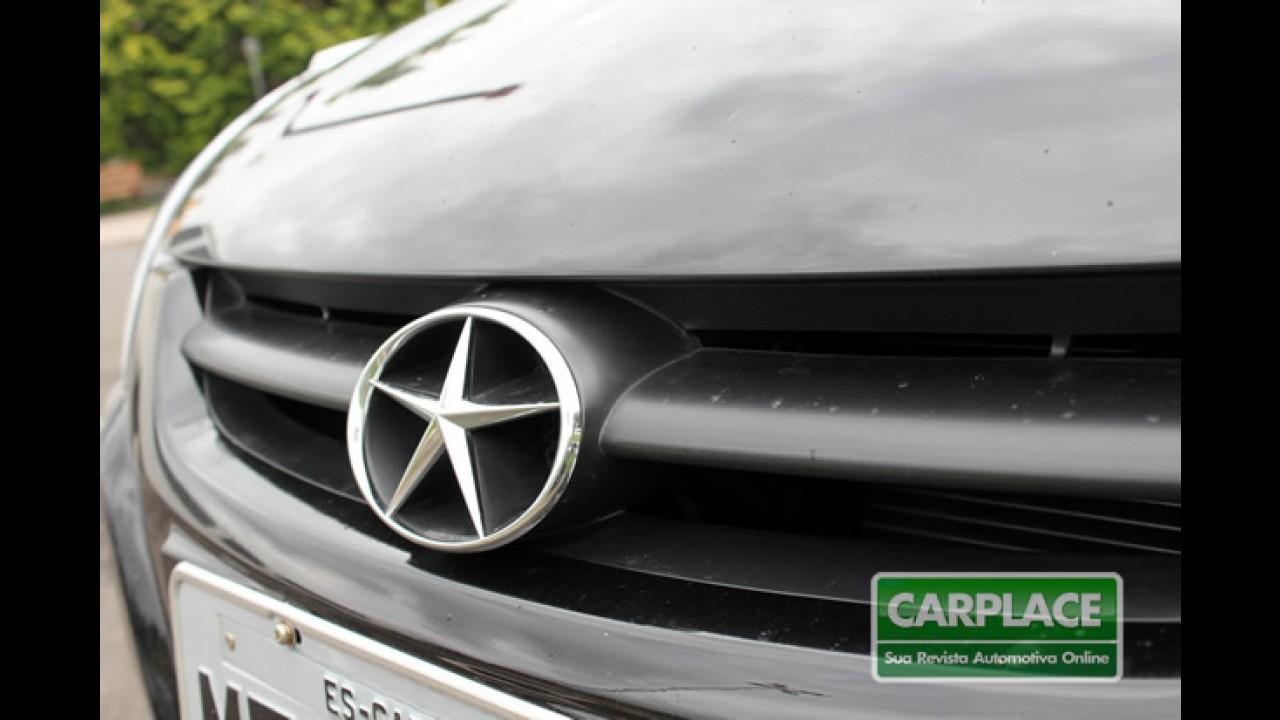 CARPLACE no lançamento oficial da JAC Motors no Brasil