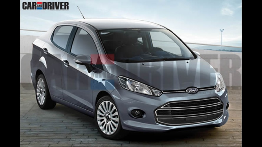 Novo Ford Ka virá com novos motores 1.0 três cilindros e 1.5