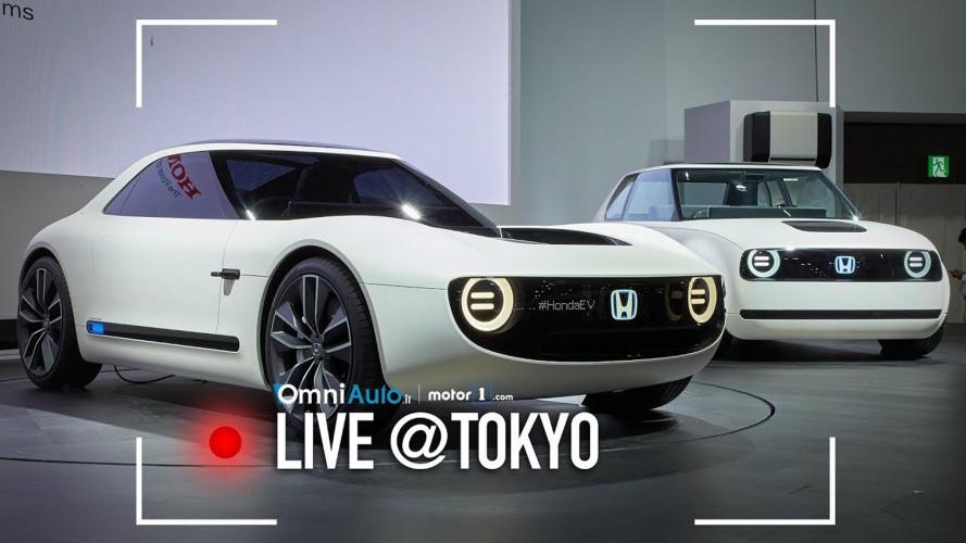 Honda Sports EV Concept, un domani che sa di classico