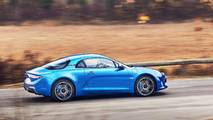 Test Alpine A110