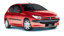 Peugeot 206 XR 3-Door