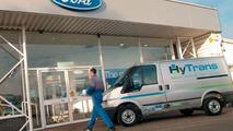 Ford Hytrans - Diesel / Electric Ford Transit