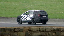 2006 Opel Frontera Spy Photos