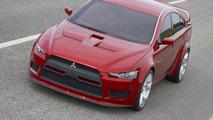Mitsubishi Evo XI diesel-hybrid gets the go-ahead in 2014