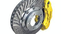 Porsche Ceramic Composite Brake rotor