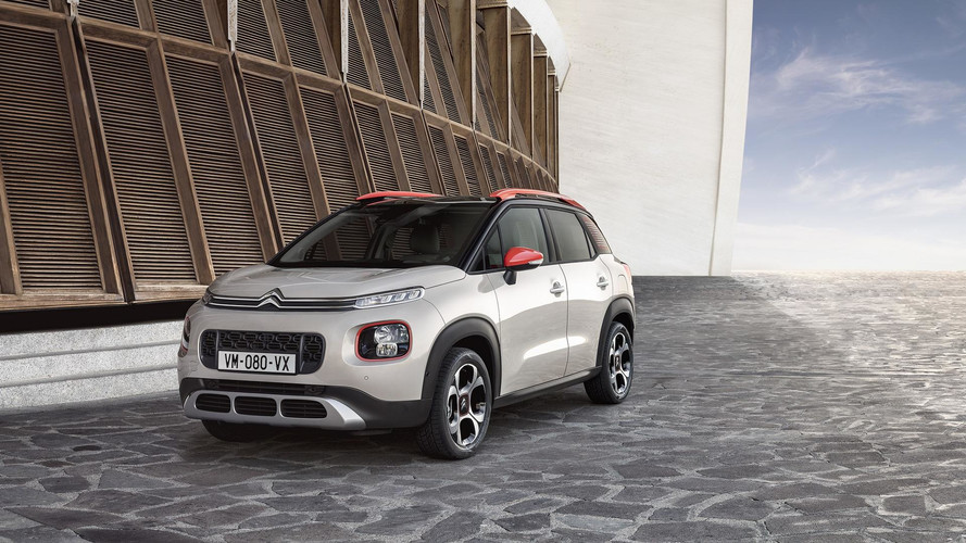 New Citroen C3 Aircross Kickstarts Firm's SUV Offensive
