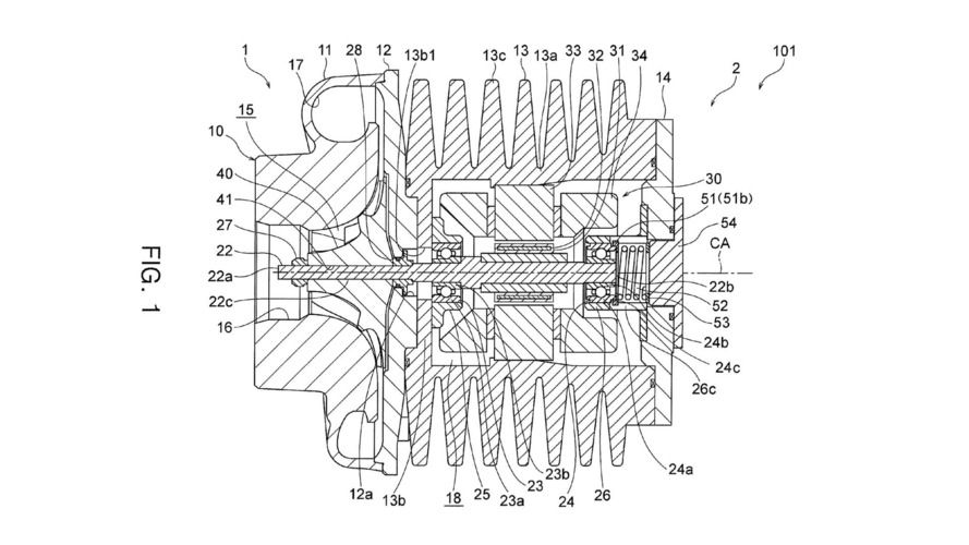 Toyota Files Electric Supercharger Patent, For New Supra?