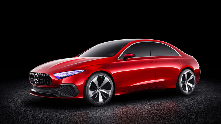 Mercedes Planning 8 Models On Future FWD Platform