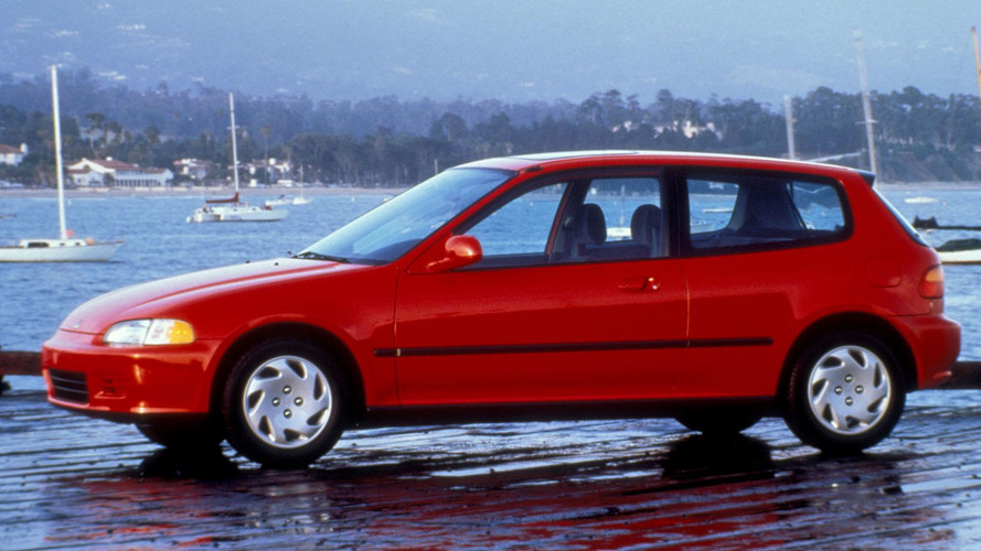 1992-1995 Honda Civic Si