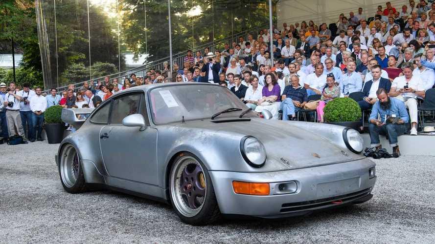 Le prix s'envole pour cette Porsche 911 Carrera RSR 3.8 !