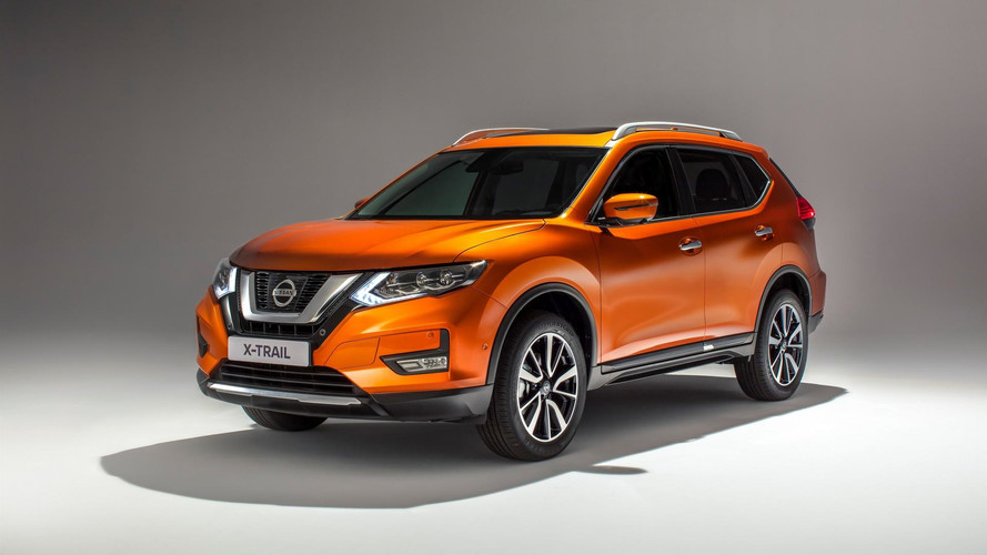 Facelifted Nissan X-Trail For Europe Gets Autonomous Tech