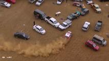 WRC - Rally Guanajuato México 2017: Kris Meeke´s exit in SS19