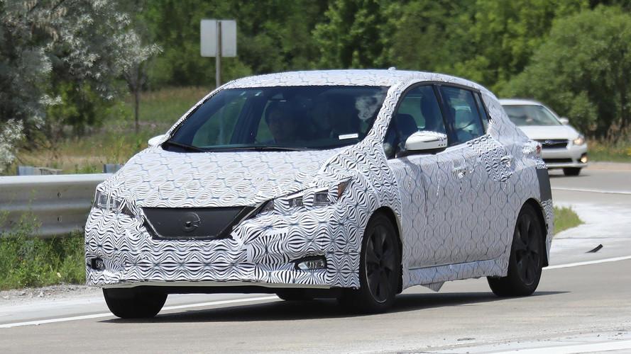Yeni nesil Nissan Leaf'te e-Pedal teknolojisi bulunacak