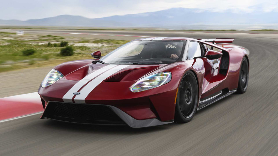 Ford GT - La production retardée