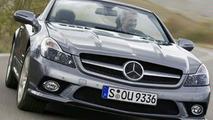 Mercedes-Benz SL 350 Facelift