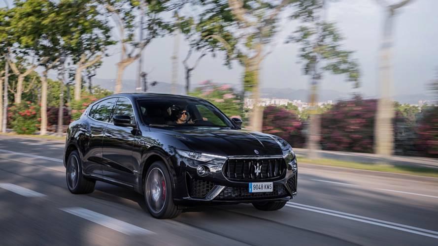 Primera prueba Maserati Levante 2019: mejoras que suman