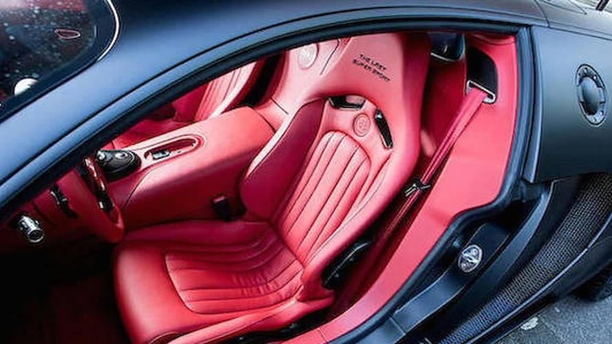Son Bugatti Veyron Super Sport Satışta