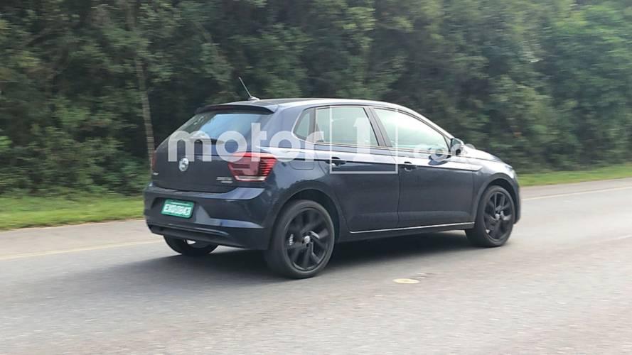 Flagra VW Polo GTS