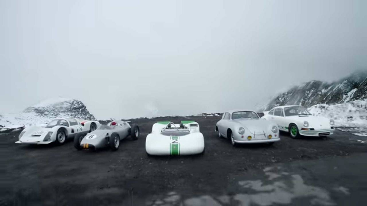 Porsche Lightweight Models