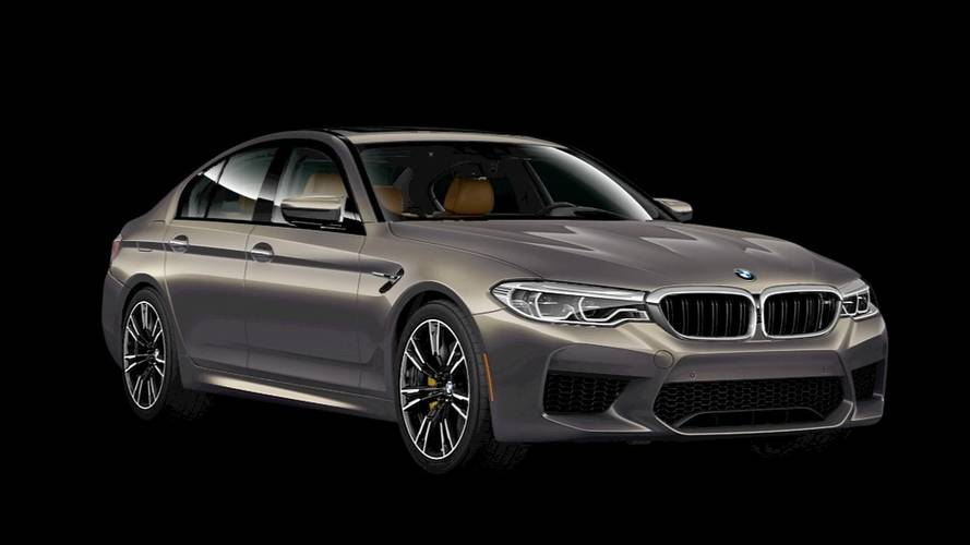 Most Expensive 2018 Bmw M5 Costs 138 825