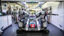 Porsche Team Porsche 919 Hybrid: Romain Dumas, Neel Jani, Marc Lieb