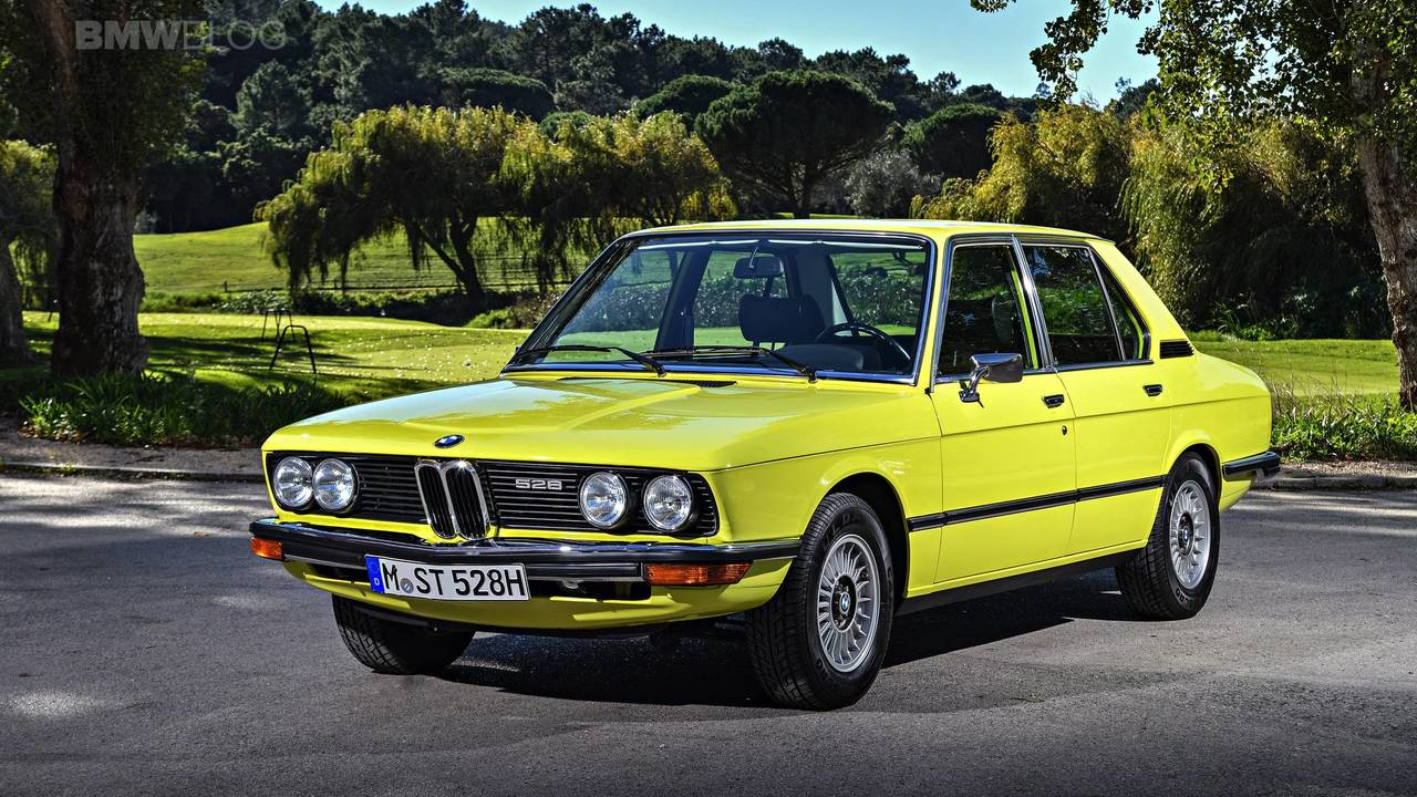 BMW 5 Serisi (1972-1981)