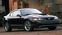 Ford Mustang Bullitt 2001 y 2008