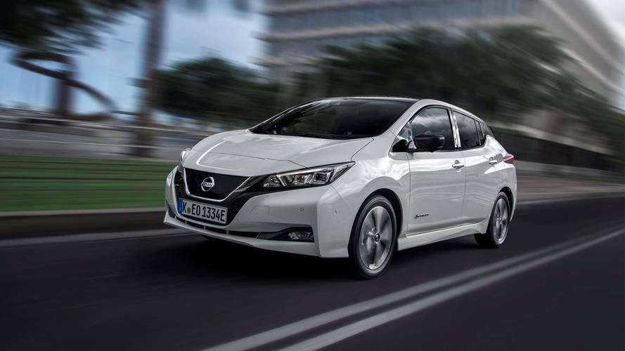 2018 Nissan Leaf first drive